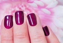 Красиви ръце! Маникюр с гел лак BlueSky в Салон за красота Belisimas - Снимка