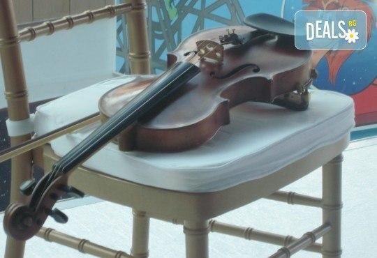 За децата! Концерт за малчугани и великани на 17.10. (вторник): представяне на музикален инструмент от MUSIC for You! - Снимка 7
