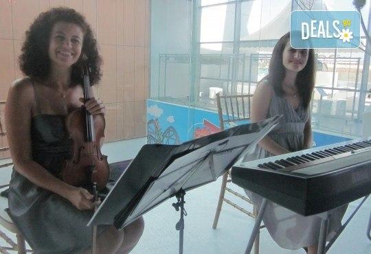 За децата! Концерт за малчугани и великани на 17.10. (вторник): представяне на музикален инструмент от MUSIC for You! - Снимка 6