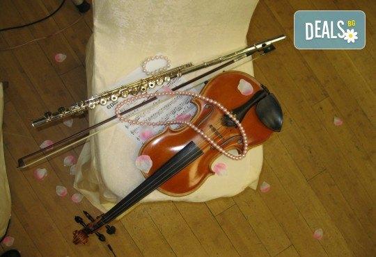 За децата! Концерт за малчугани и великани на 17.10. (вторник): представяне на музикален инструмент от MUSIC for You! - Снимка 19