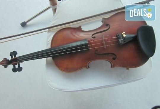 За децата! Концерт за малчугани и великани на 17.10. (вторник): представяне на музикален инструмент от MUSIC for You! - Снимка 9