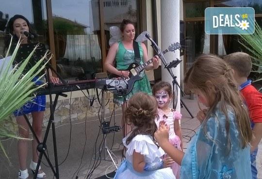 За децата! Концерт за малчугани и великани на 17.10. (вторник): представяне на музикален инструмент от MUSIC for You! - Снимка 11
