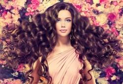 Непреходна красота! Измиване на косата, изсушаване и оформяне на букли в студио за красота Fabio Salsa - Снимка