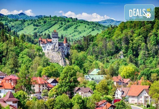 Екскурзия през октомври до Букурещ и Синая! 2 нощувки със закуски, транспорт и възможност за посещение на Бран и Брашов от Еко Тур! - Снимка 8