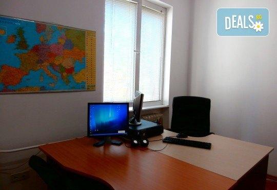 Еднократно посещение на групов урок по разговорен курс по английски на дата по избор в Езиков център Проспект - Снимка 4