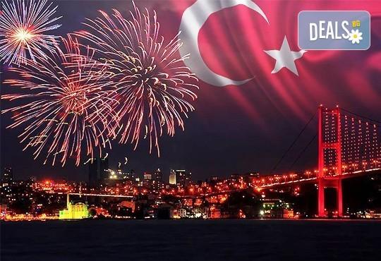 Посрещнете Нова Година 2018 в Истанбул, със Запрянов Травел! 2 нощувки със закуски в Хотел Martinenz 3*, транспорт и програма - Снимка 1
