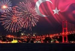 Посрещнете Нова Година 2018 в Истанбул, със Запрянов Травел! 2 нощувки със закуски в хотел Grand Emin 3*, транспорт и програма - Снимка