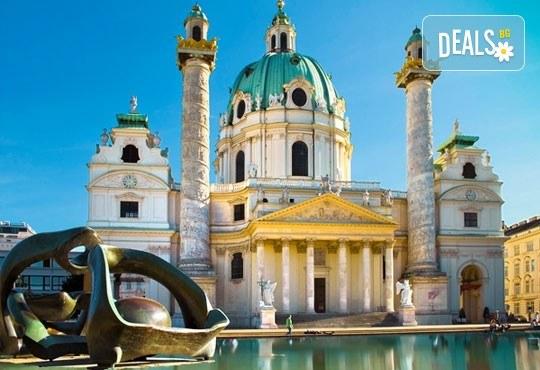 През октомври до прелестните Будапеща и Виена! 3 нощувки със закуски, транспорт, водач, програма и възможност за круиз по река Дунав и посещение на замъка Шонбрун! - Снимка 4