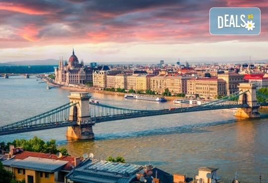 През октомври до прелестните Будапеща и Виена! 3 нощувки със закуски, транспорт, водач, програма и възможност за круиз по река Дунав и посещение на замъка Шонбрун! - Снимка 2