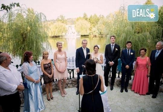 За Вашата сватба! Водене на изнесен ритуал по индивидуален сценарий на избрана локация от младоженците в рамките на София, от MUSIC for You! - Снимка 5