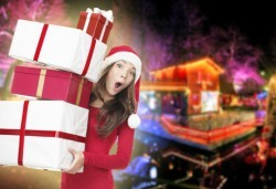 Екскурзия за 1 ден преди Коледа до Драма и Коледното градче Онируполи! Транспорт и водач от Запрянов Травел - Снимка
