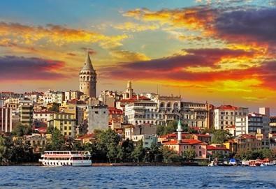 Уикенд в Истанбул на дати по избор, с Дениз Травел! 2 нощувки със закуски в хотел 3*, транспорт и бонус програма - Снимка