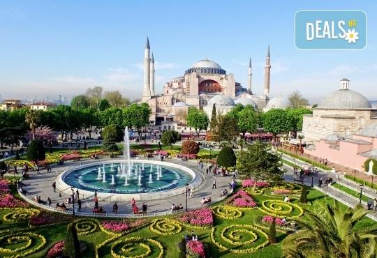 Екзотика и космополитност! Екскурзия през октомври до Истанбул и Одрин, Турция! 2 нощувки със закуски, транспорт и водач - Снимка 2