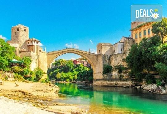 Екскурзия до Будва и Дубровник с посещение на Вишеград, Камен град, Мостар! 4 нощувки със закуски в Сараево, Требине и Будва, транспорт и водач - Снимка 10