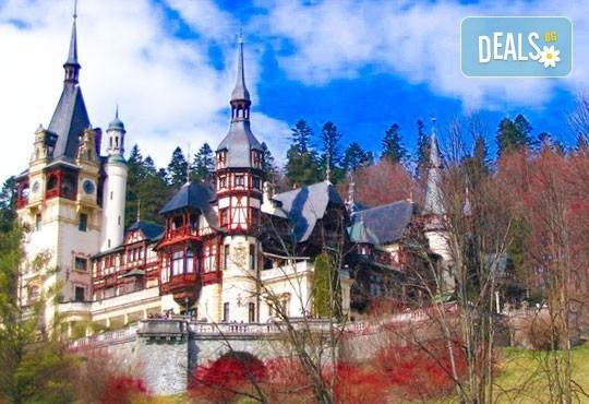 Мистериозната Румъния! Екскурзия през октомври с 2 нощувки със закуси в Синая, посещение на Замъка Пелеш и Букурещ и транспорт от Дрийм Тур! - Снимка 1