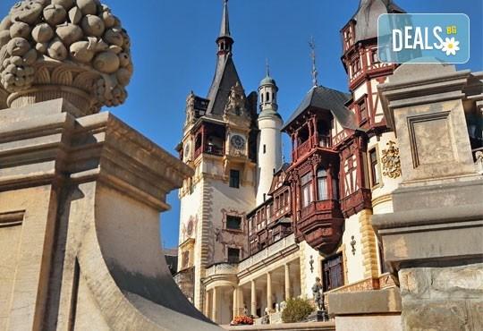 Мистериозната Румъния! Екскурзия през октомври с 2 нощувки със закуси в Синая, посещение на Замъка Пелеш и Букурещ и транспорт от Дрийм Тур! - Снимка 2