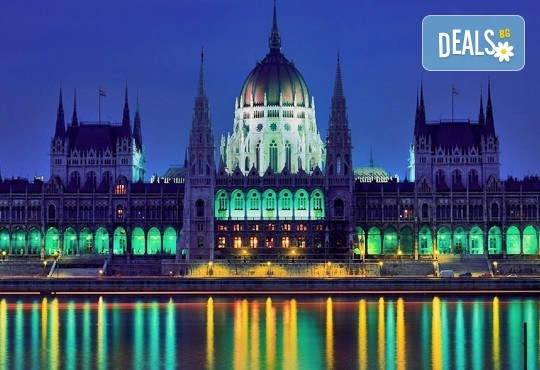 Екскурзия до Перлата на Дунава - красавицата Будапеща, през октомври! 2 нощувки със закуски, възможност за посещение на Сентендере, Естергом и Вишеград, транспорт и екскурзовод от Дрийм Тур! - Снимка 1