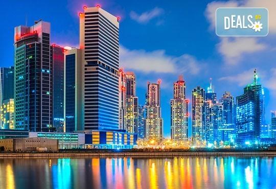 Приказен Дубай през ноември! 7 нощувки със закуски, трансфери, водач и обзорна обиколка на Дубай - Снимка 1