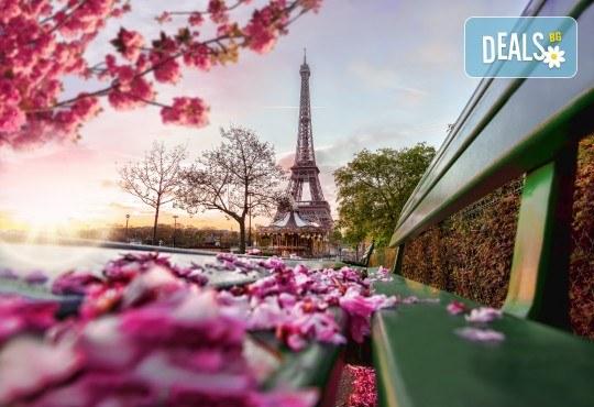 През пролетта до Париж, Страсбург, Мюнхен, Загреб: 9 нощувки със закуски, транспорт