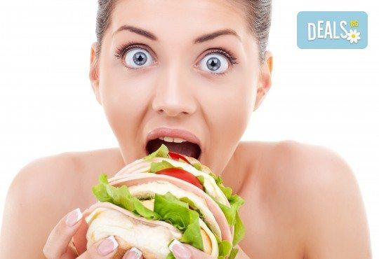 Вкусно хапване! Клуб сандвич или бургер с безалкохолно по избор от Obsession Club - Снимка 1