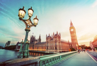 Екскурзия през есента до Париж и Лондон със самолет и влак TGV през Лa Мaнш! 5 нощувки със закуски, самолетен билет, летищни такси и трансфери от София Тур! - Снимка