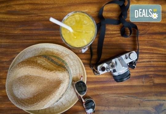 Fresh! 1 или 2 литра прясно приготвен фреш: лимонада, портокал, ябълка, морков или микс от Fresh & GO! - Снимка 3