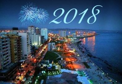 Нова година в Дуръс, Албания! 4 нощувки със закуски в Bonita 4*, 1 стандартна и 2 празнични вечери, транспорт и посещение на Струга от София Тур! - Снимка