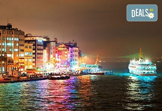 Посрещнете Новата 2018-та година в Истанбул с Глобус Турс! 3 нощувки със закуски в хотел 4*, бонус програма, водач и транспорт! - Снимка 6