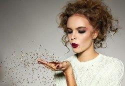 Бъдете забележителни! Професионален грим по избор на клиента - ежедневен, вечерен, парти или арабски, в NSB Beauty Center! - Снимка