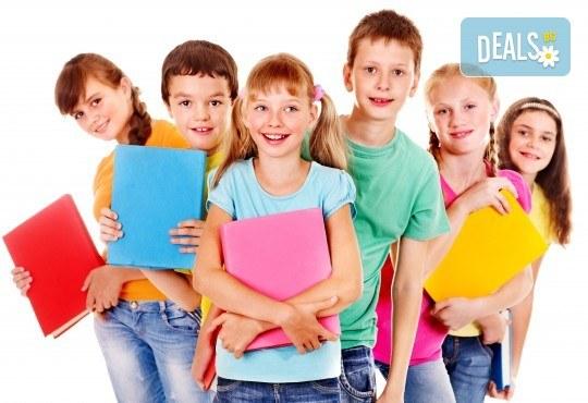 Запишете своя малчуган на целогодишен курс за деца по английски или немски език - 70 или 100 уч.ч., в Кеймбридж Център - Снимка 2