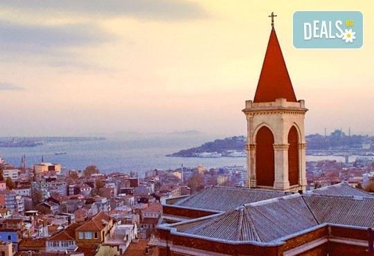 Посрещнете Новата 2018-та година в Истанбул с Глобус Турс! 2 нощувки със закуски в хотел 3*, бонус програма, водач и транспорт! - Снимка 6