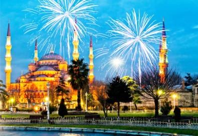 Посрещнете Новата 2018-та година в Истанбул с Глобус Турс! 2 нощувки със закуски в хотел 3*, бонус програма, водач и транспорт! - Снимка
