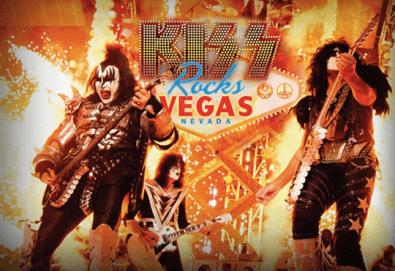 Само в Кино Арена! Прожекция на концерта KISS Rocks Vegas! На 31.10. от 20ч., в Premium и LUXE зали на Кино Арена в София! - Снимка