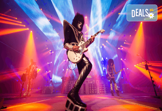 Само в Кино Арена! Прожекция на концерта KISS Rocks Vegas! На 31.10. от 20ч., в Premium и LUXE зали на Кино Арена в страната! - Снимка 5