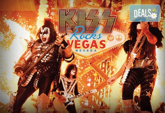 Само в Кино Арена! Прожекция на концерта KISS Rocks Vegas! На 31.10. от 20ч., в Premium и LUXE зали на Кино Арена в страната! - Снимка 1