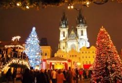 Предколедна екскурзия до Прага със Запрянов Травел! 2 нощувки със закуски в хотел 3*, транспорт и програма - Снимка