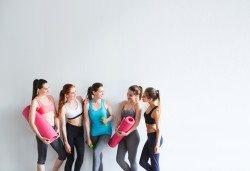 Спортувайте и се забавлявайте с 6 посещения по избор на тае бо, боди фит, денс екстрийм на атрактивна цена от Dance Center Suerte - Снимка