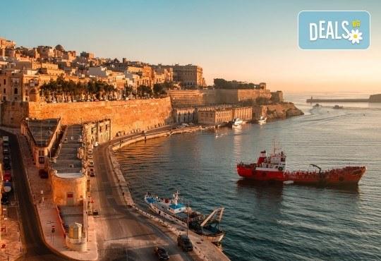 Предколеден уикенд в Малта! 3 нощувки със закуски, самолетен билет, трансфери и водач от ПТМ Интернешънъл - Снимка 1