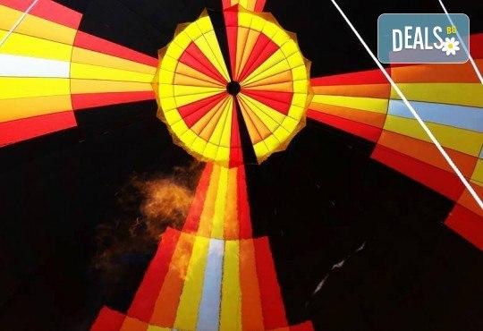 Красота във всички сезони! Вижте София от птичи поглед с панорамно издигане с балон плюс Full HD заснемане от Extreme sport! - Снимка 3