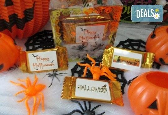 Изненадайте близки и приятели! Подарете им 21 апетитни шоколадчета за Хелоуин от Choco Compliment - Снимка 3