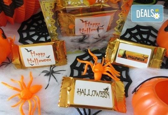 Изненадайте близки и приятели! Подарете им 21 апетитни шоколадчета за Хелоуин от Choco Compliment - Снимка 1