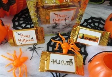 Изненадайте близки и приятели! Подарете им 21 апетитни шоколадчета за Хелоуин от Choco Compliment - Снимка