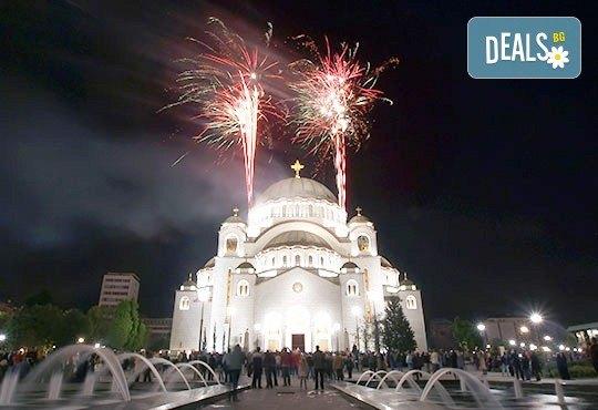 Посрещнете Нова година в Tulip Inn Putnik 3*, Белград! 2 нощувки със закуски, транспорт и водач от Далла Турс - Снимка 1