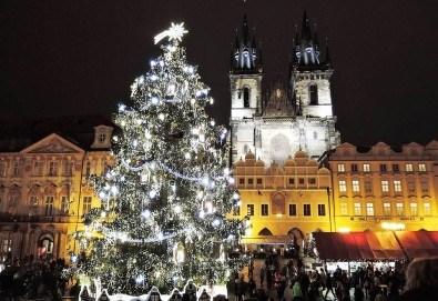 Предколедна екскурзия до Златна Прага! 3 нощувки със закуски в хотел 3*, транспорт, водач, пътни такси и посещение на Бърно - Снимка