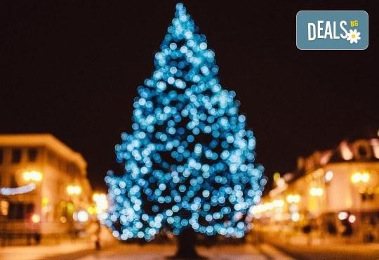 """Усетете магията на Коледа с еднодневна екскурзия до Драма и Коледният базар """"Онируполи""""! Транспорт застраховка, водач и програма, от Комфорт Травел - Снимка 1"""