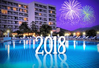 Весела Нова година в Hotel Tusan 5*, Кушадасъ, Турция! 4 нощувки на база All Inclusive, Новогодишна вечеря с празнично меню и неограничени напитки! Безплатно за дете до 6 години! - Снимка