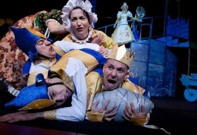 На театър с децата! Спящата красавица в Младежки театър на 19.11. от 11 ч, 1 билет - Снимка
