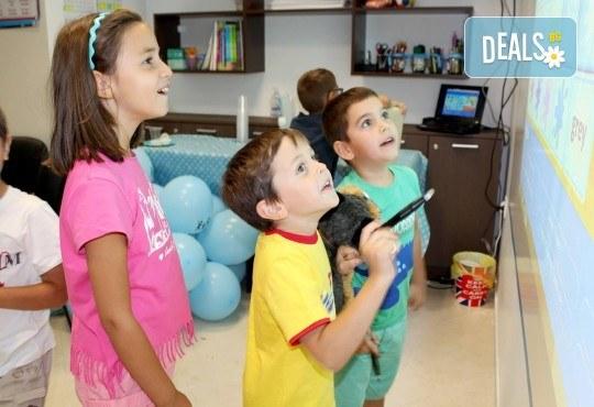 Английски за малчугани от 3 до 6 г. по метода Montessori, 2 посещения по 1 уч.ч., група 2 - 6 деца, събота от 12:30ч в Образователна академия Smile - Снимка 2