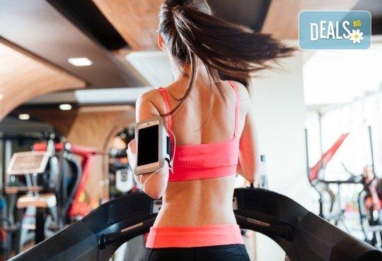 В добра форма! 8 тренировки с инструктор и изготвяне на индивидуална тренировъчна програма от фитнес клуб Алпина - Снимка 1