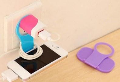 Удобно и изгодно! Вземете държач за телефон от WoW Gadgets Shop - идеален за пътувания! - Снимка
